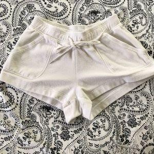 Old Navy XS White Shorts